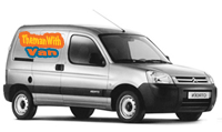 Dolywern office removal Company london Wrexham