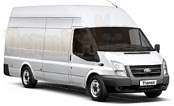Extra Long Wheel Base Vans - Mercedes Sprinter - XLWB